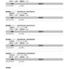 職務経歴書テンプレート  Mac Pages版 Excel版