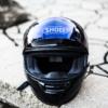 SHOEI(ショウエイ) ヘルメットにブレスガードを追加しよう!Part2【OGK】