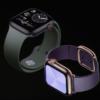 Apple Watchのホーム画面の表示の変更
