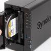 Synology NAS入門【手順その1】HDDの組み込み、DSMセットアップ | 株式会社アスク